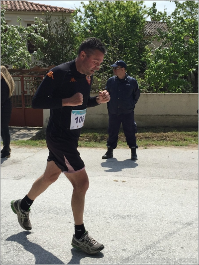 The ANZAC Centenary Portianos 2015 April 19 Race - People - Special Needs