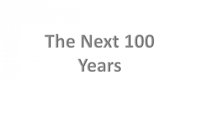 Sponsorship Program The Next 100 Years